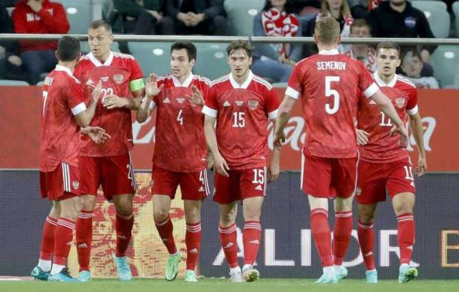 Russian National Football Team to Receive $12.8 Million for Playing at UEFA EURO 2020