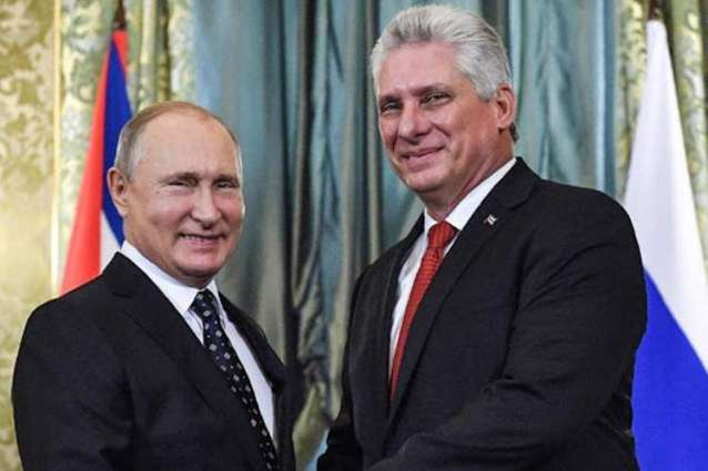 Putin Talks by Phone With Cuban President, Parties Discuss Great Patriotic War Anniversary