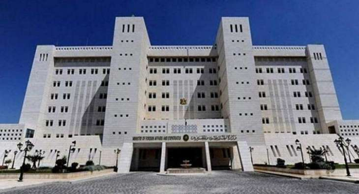 Provocations Will Not Stop Syria From Fighting Terrorists - Foreign Ministry