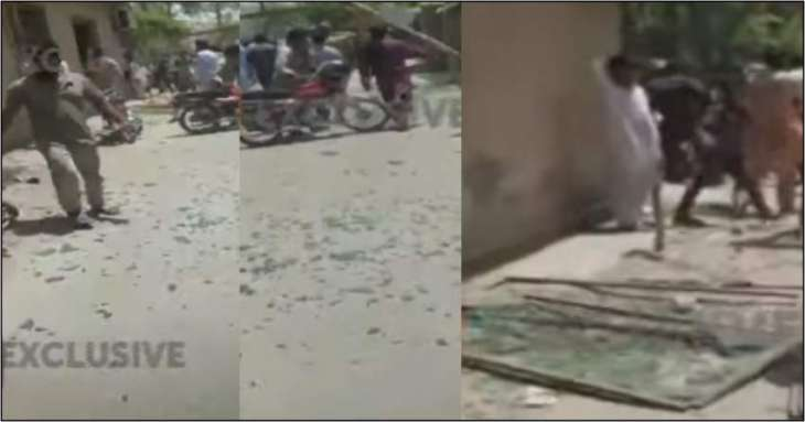 At least three people dead, 25 others injured in Johar Town blast in Lahore