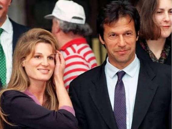 Jemima Goldsmith contradicts PM Khan's statement on women's dresses