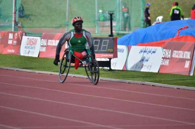 Mansoor Bin Mohammed helps fulfil Gambian Malang Tamba's Tokyo Paralympic dreams