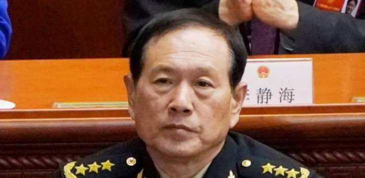 China Ready to Develop Mutually Beneficial Relations With US - Defense Minister