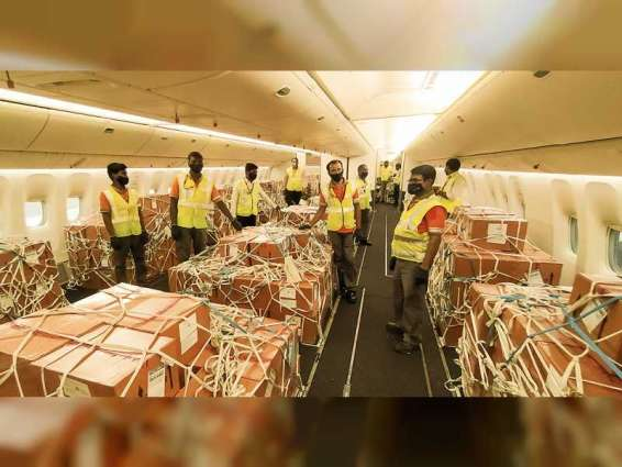 Etihad Cargo and EFL Global successfully deliver vital antiretroviral drugs to Brazil