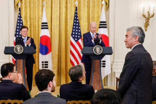 New US Envoy for North Korea Concludes First Trip to Seoul