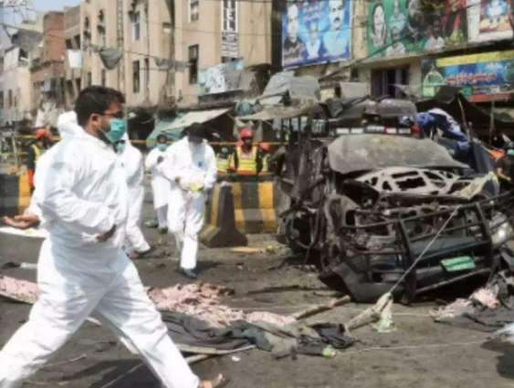 Three People Killed, 26 Injured in Blast in Pakistan's Lahore - Police Sources