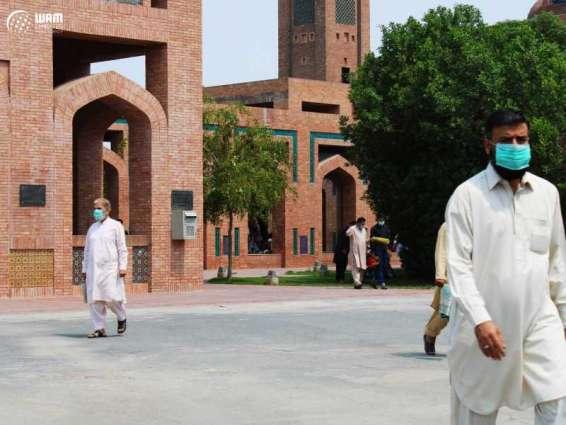 Pakistan reports 1,097 new coronavirus cases, 38 more deaths