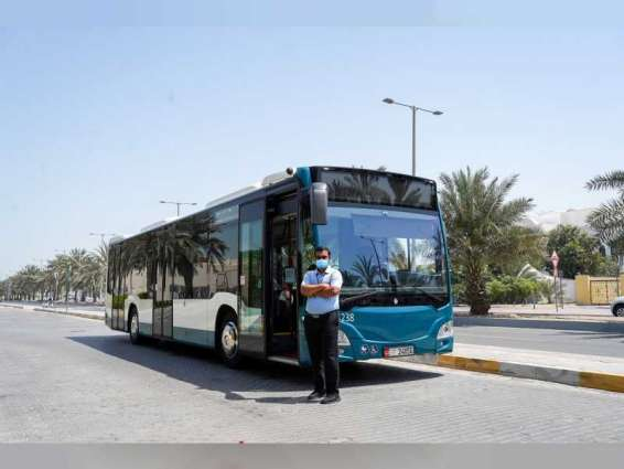 7,166 public transport drivers in Abu Dhabi vaccinated against COVID-19
