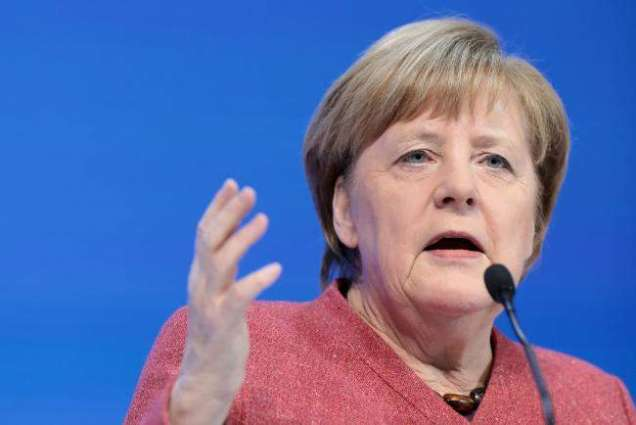 Merkel Calls on EU to Create New Formats for Dialogue With Russia, Putin