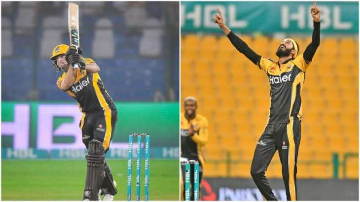 Peshawar Zalmi's Haider Ali and Umaid Asif suspended from PSL's final today