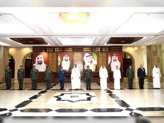 البواردي يترأس أول اجتماع للمجلس الأعلى للقضاء العسكري