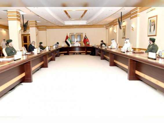 Al Bowardi chairs first meeting of Supreme Council of Military Judiciary