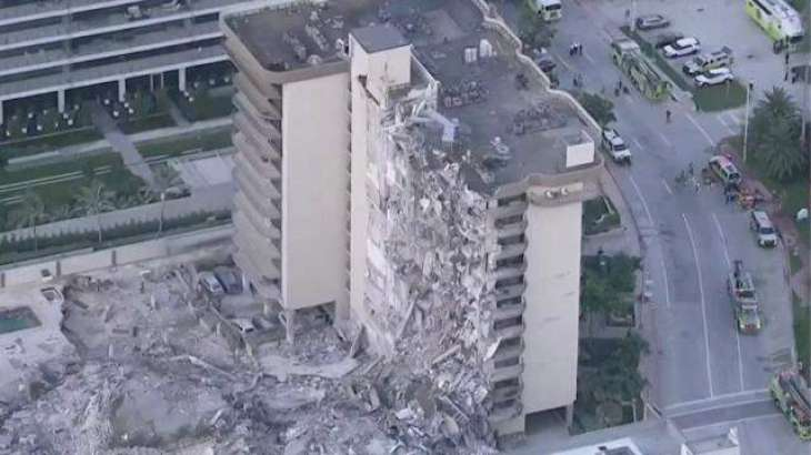 US Authorities Hope to Find More Survivors After Building Collapsed in Florida - Governor