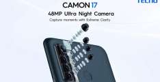 The Unveiling OF CAMON 17 From a Tech Guru's POV!