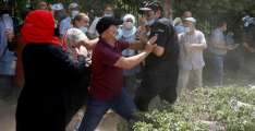Supporters of Tunisian President Clash With Opponents Near Parliament Building - Reports