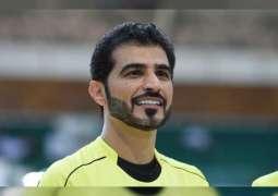 Emirati referee Fahad Al Hosani to officiate in FIFA Futsal World Cup Lithuania 2021