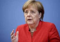 Merkel Calls for