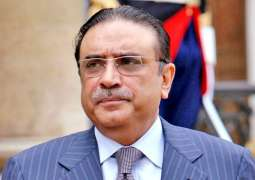 Zardari condemns attack on party's president in AJK