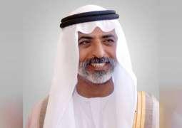نهيان مبارك: محمد بن زايد نموذج متفرد للعطاء والإنجاز والإنسانية