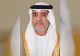 حمدان مسلم المزروعي : محمد بن زايد رمز سلام وإنسانية للعالم أجمع