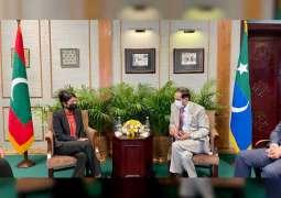 FNC, Parliament of Maldives discuss cooperation