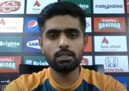 'Ghabrana Nahi,': Babar Azam motivates teammates after losing 1st ODI against England
