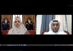 البرلمان العربي للطفل و وزارة التنمية الاجتماعية العمانية يبحثان تعزيز التعاون لخدمة الطفولة