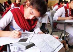 Inter exams start in Punjab, KP and Islamabad amid calls for delay