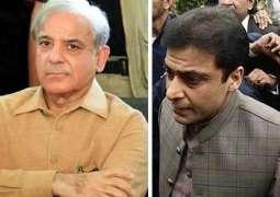Court orders FIA not to harass Shehbaz Sharif, Hamza Shehbaz
