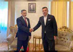 Dubai's IICD discusses enhancing cultural cooperation with Albania
