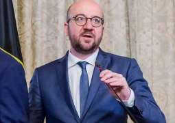 European Council's Michel Restates Commitment to Support Libyan Transition