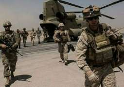 US Military Withdrawal From Afghanistan More Than 95% Complete - Central Command