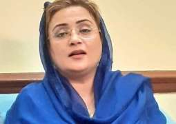 Azma Bukhari lashes out at PTI for inflation
