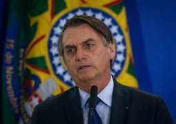 Brazil's Bolsonaro Hospitalized With Abdominal Pains - Reports