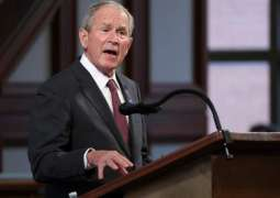 Afghanistan troop pullout a 'mistake', says former US president George W. Bush