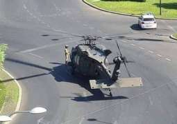 US Air Force Helicopter Made Emergency Landing in Bucharest - Defense Ministry