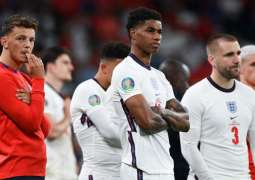 England's Black Soccer Stars Hit by Barrage of Racist Abuse After Euro 2020 Final