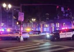 Eight Hurt in Portland Shooting - Police