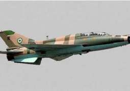 Nigerian Military Jet Comes Under Fire, Crashes - Air Force Spokesman
