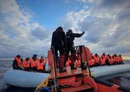 Migrant, Refugee Vessel Interceptions Off Libyan Coast Triple in First Half of 2021 - MSF