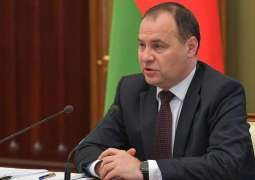 Lithuania's Actions May Lead to Break of Diplomatic Relations - Belarusian Prime Minister