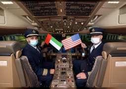 Emirates takes off to Miami