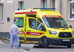 Russia reports 24,072 new COVID-19 cases, 779 related deaths