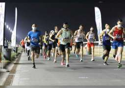 Dubai hosted 270 local, international sporting events in H1 2021