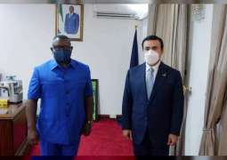 UAE, Sierra Leone discuss strengthening security and police cooperation