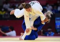 Kosovar Judoka Nora Gjakova Wins Gold at Tokyo Olympics