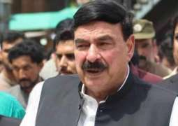 Sheikh Rashid asks foreigners living illegally to leave Pakistan before August 14th