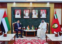 Mohammed Al Bowardi, Tajik Ambassador discuss enhancing cooperation