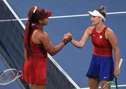 Tennis-Japan's Osaka bundled out of Tokyo 2020 third round