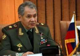 Russian Defense Minister Arrives in Tajikistan for SCO Defense Ministers' Meeting